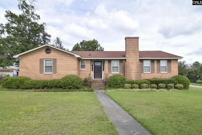 Cayce Single Family Home For Sale: 403 Shady