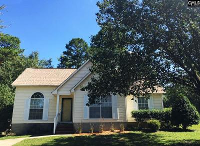 Irmo Single Family Home For Sale: 102 Bradstone