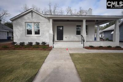 Columbia Single Family Home For Sale: 3209 Monroe