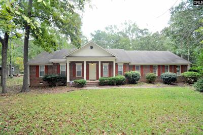 NEWBERRY Single Family Home For Sale: 1407 Chapman