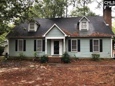Irmo Single Family Home For Sale: 100 Saint Stephens W