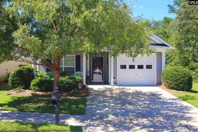 Columbia Single Family Home For Sale: 857 Sandmyrtle