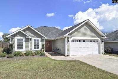 Batesburg Single Family Home For Sale: 104 Burgundy Ct