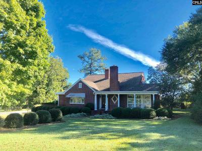 Saluda SC Single Family Home For Sale: $139,000
