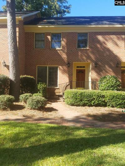 Lexington County, Richland County Condo For Sale: 703 Poinsettia
