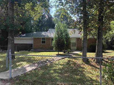 Columbia Single Family Home For Sale: 1308 Cambill