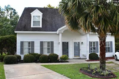 Columbia SC Single Family Home For Sale: $112,500