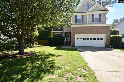 Columbia Single Family Home For Sale: 44 Hamptonwood