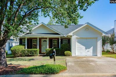 Columbia Single Family Home For Sale: 113 Twin Oaks