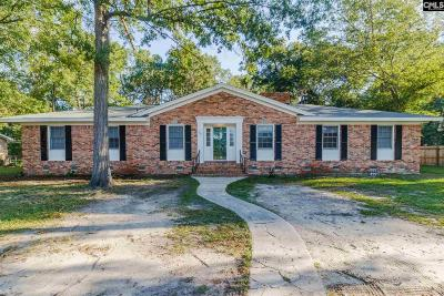 Lexington County, Richland County Single Family Home For Sale: 173 Saint Andrews