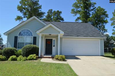 Blythewood Single Family Home For Sale: 71 Sunset Maple