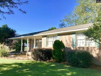 Orangeburg Single Family Home For Sale: 107 Azalea