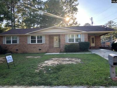 Lexington County, Richland County Single Family Home For Sale: 2204 Cunningham Rd