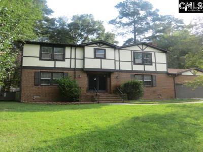 Lexington County Single Family Home For Sale: 512 Smiths Market
