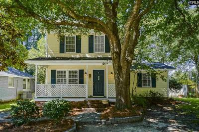 Columbia Single Family Home For Sale: 1505 Gladden