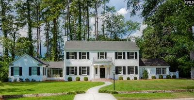 Lexington County, Richland County Single Family Home For Sale: 737 Sweetbriar