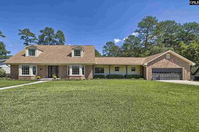 West Columbia Single Family Home For Sale: 1123 Pine Croft