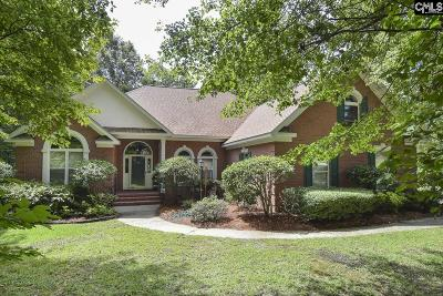 Blythewood Single Family Home For Sale: 136 Columbia Club Drive West