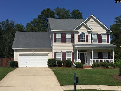 Irmo Single Family Home For Sale: 3 Bluestone