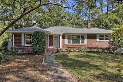 Columbia Single Family Home For Sale: 3226 Makeway
