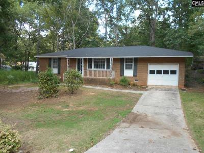 Columbia Single Family Home For Sale: 322 Biddle
