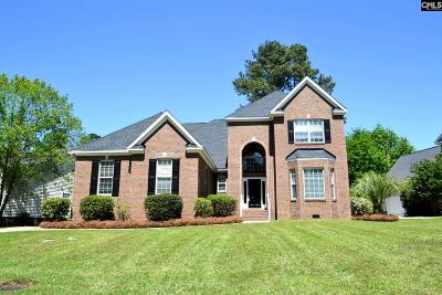 Columbia Single Family Home For Sale: 504 Chimney Hill