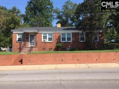 Columbia Multi Family Home For Sale: 3411 Rosewood