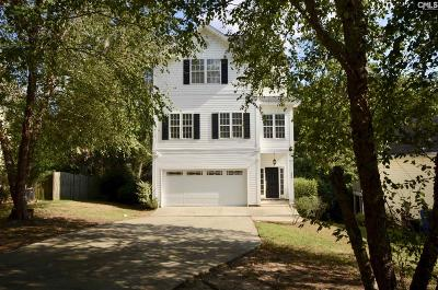 Columbia Single Family Home For Sale: 404 Canal Place