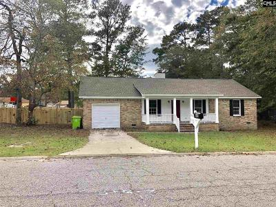 Columbia Single Family Home For Sale: 413 Remington