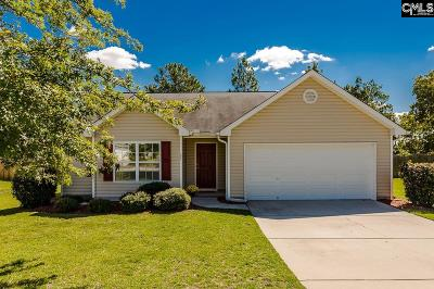 Elgin SC Single Family Home For Sale: $156,000