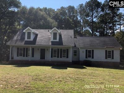 Blythewood Single Family Home For Sale: 1428 Frick