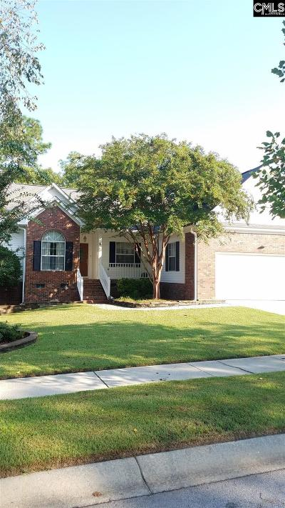 Columbia Single Family Home For Sale: 6 Ridge Pond Dr