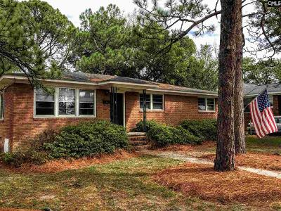 West Columbia Single Family Home For Sale: 1646 B