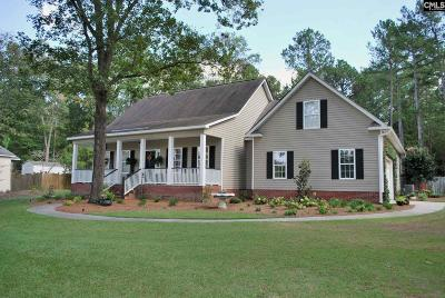West Columbia Single Family Home For Sale: 220 Dogwood