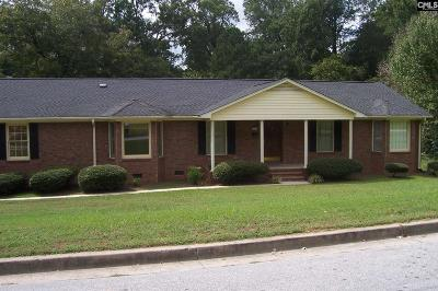 NEWBERRY Single Family Home For Sale: 2011 Mower