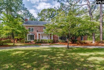 Columbia Single Family Home For Sale: 15 Northlake