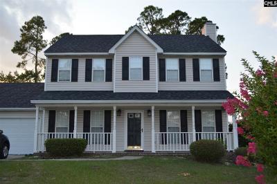 Blythewood Single Family Home For Sale: 100 Oak Glen
