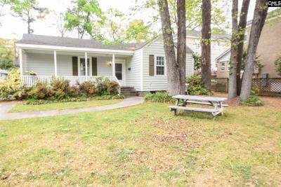 Columbia Single Family Home For Sale: 3521 Heyward