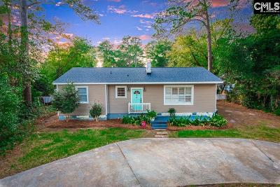 Columbia Single Family Home For Sale: 6111 N Trenholm