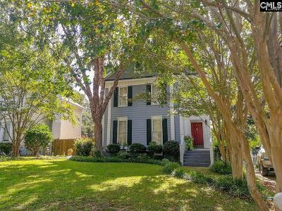 Columbia Single Family Home For Sale: 6 Baytree