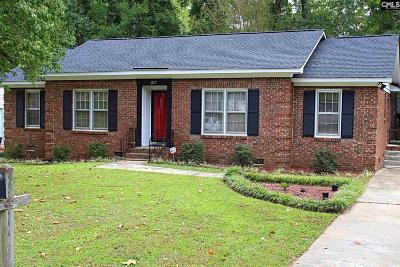 Irmo SC Single Family Home For Sale: $124,999