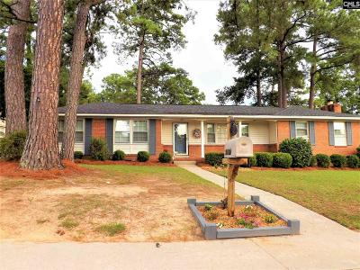 West Columbia Single Family Home For Sale: 3122 Woodsen