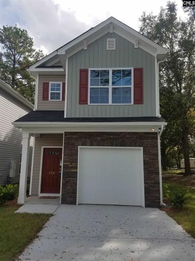 West Columbia Single Family Home For Sale: 709 Center