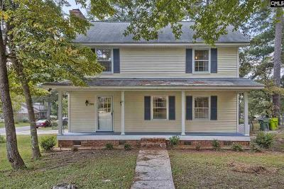 Columbia Single Family Home For Sale: 2101 Bedford