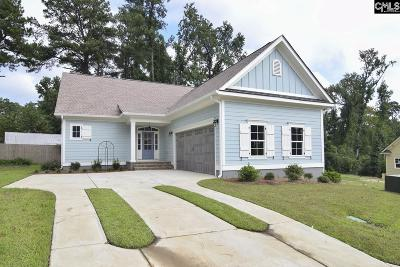 Single Family Home For Sale: 1113 Congaree Bluff