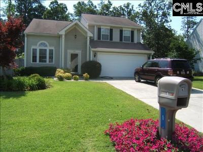 Irmo Single Family Home For Sale: 1 Oak Stand