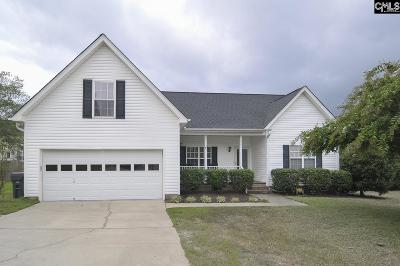 Single Family Home For Sale: 161 Rustic Crossing