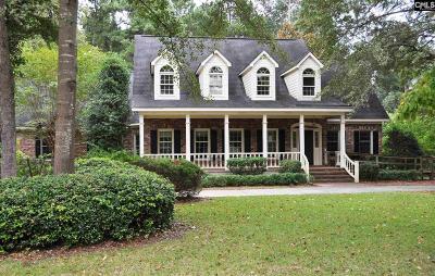 Orangeburg Single Family Home For Sale: 3130 Landing