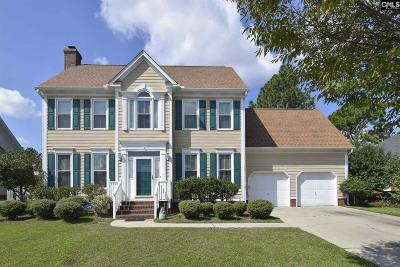Columbia Single Family Home For Sale: 28 Ricemill Ferry