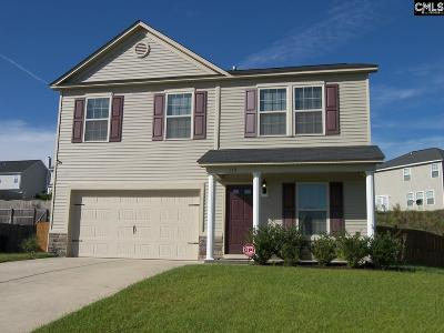 West Columbia Single Family Home For Sale: 115 Congaree Downs